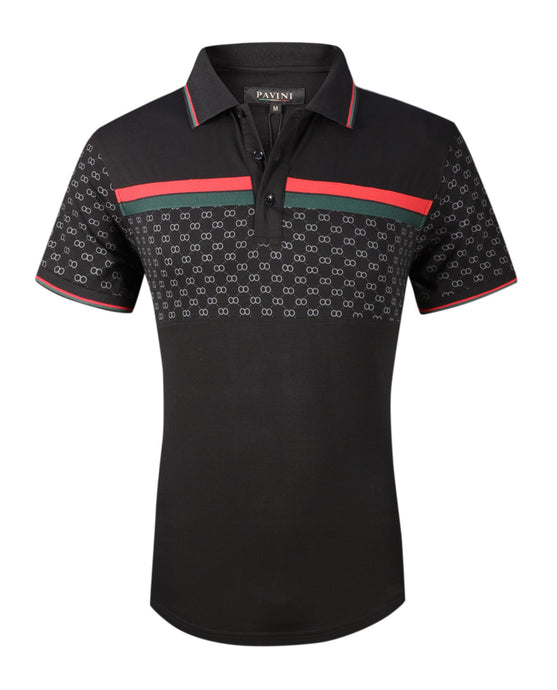 slim fit  polo shirt  P-1911 (2 colors available)