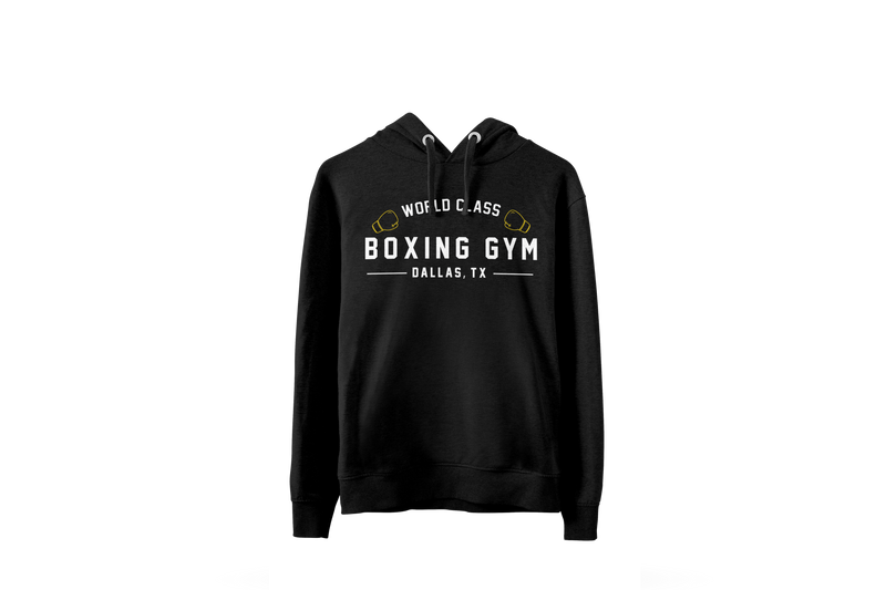 World Class Boxing Gym Hoodie