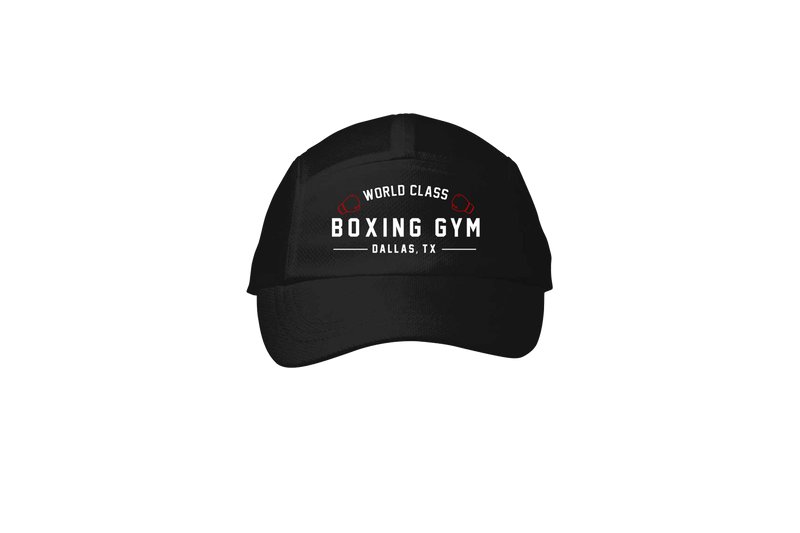 World Class Boxing Gym Sport Cap