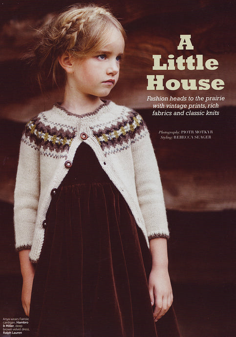 baby&me: A little house (fashion)