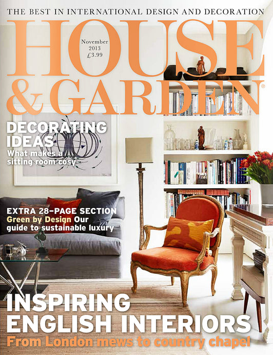 House & Garden: Inspiring english interiors