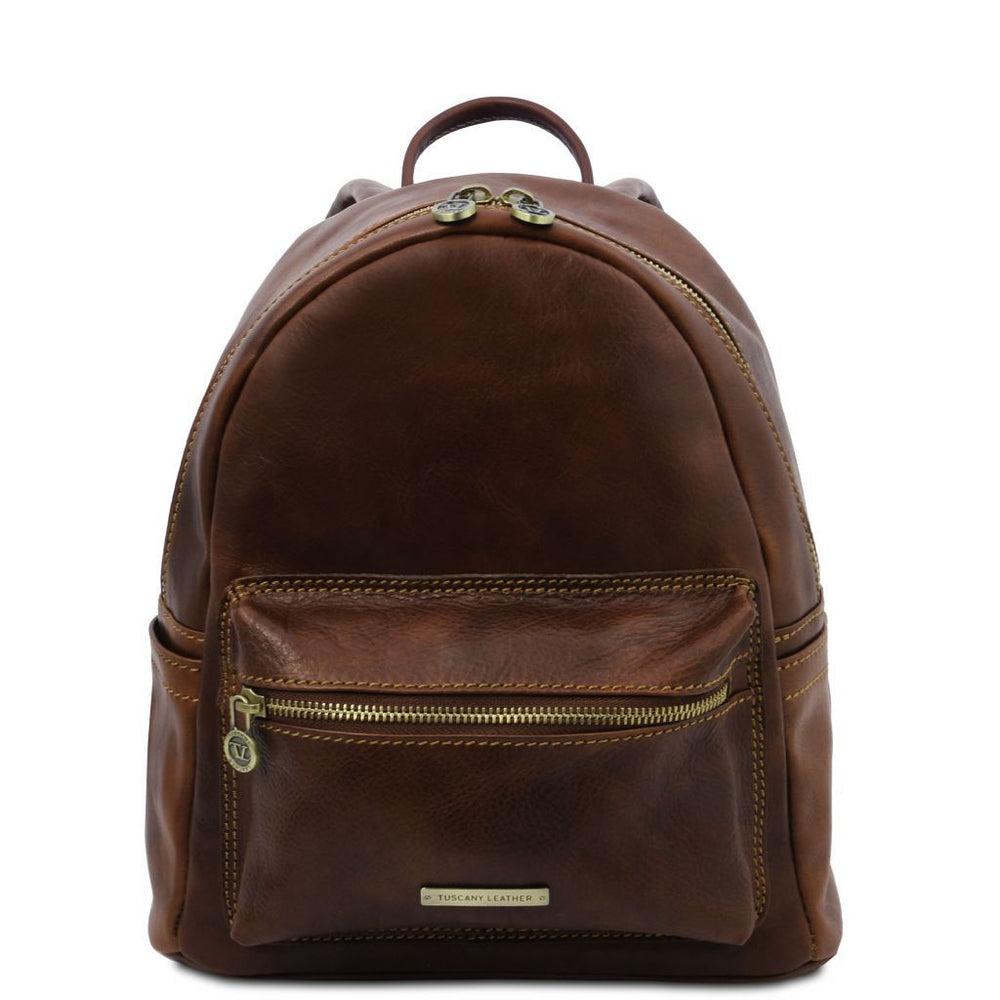 Sydney Leather backpack