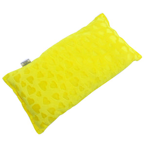Breastfeeding Arm Support Pillow, Tummy-Time Pillow, Toddler Pillow  - Yellow
