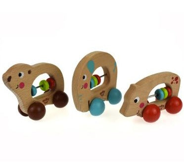 Wooden Animal Rollers