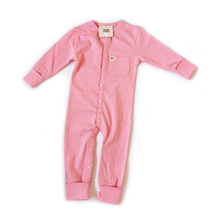 Load image into Gallery viewer, Organic Full-Length Onesie