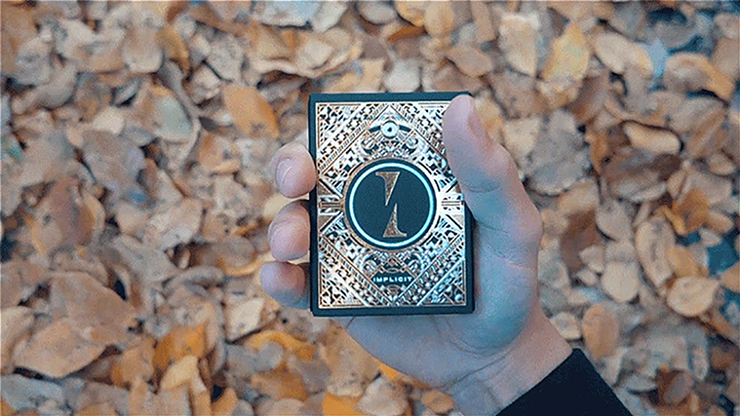 Implicit Playing Cards by Nathan Darma - The Seers Playing Cards