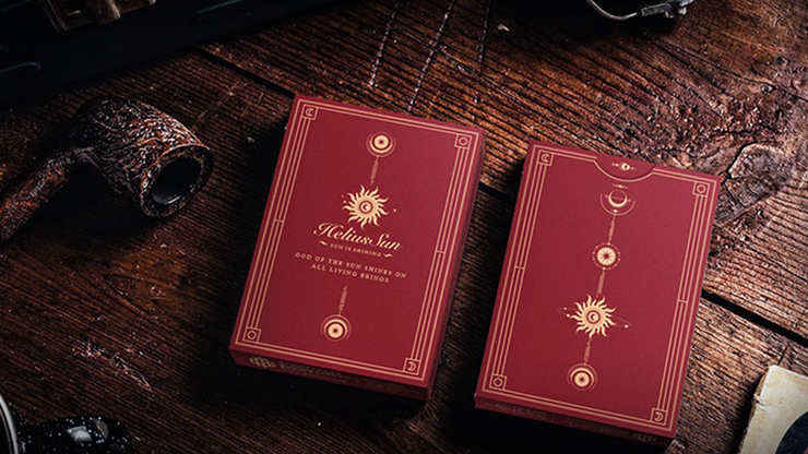 Helius Classic Edition Playing Cards - The Seers Playing Cards