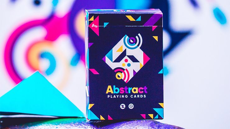 Abstract Playing Cards V1 - The Seers Playing Cards