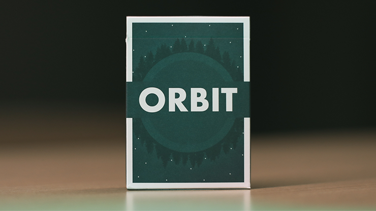 Orbit V6 Playing Cards - The Seers Playing Cards