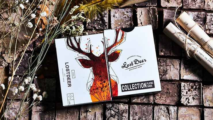 Lost Deer Jungle Edition by Eriksson and Bocopo - The Seers Playing Cards
