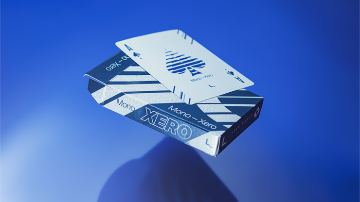 Mono Xero Playing Cards - The Seers Playing Cards