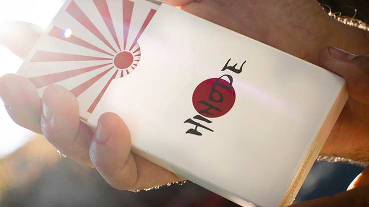Hinode Playing Cards - The Seers Playing Cards