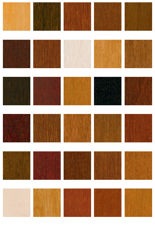 Image Gallery wood stain