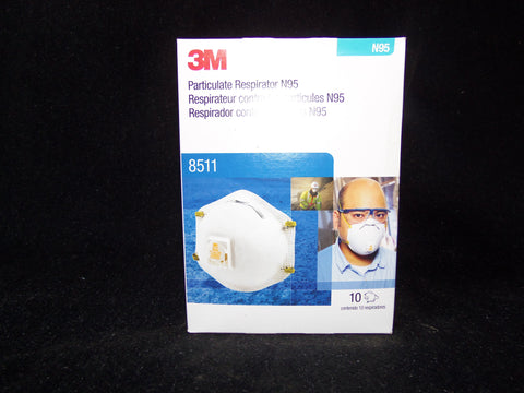 3M Disposable Masks 8511
