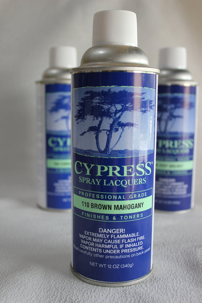 Cypress Spray Lacquer
