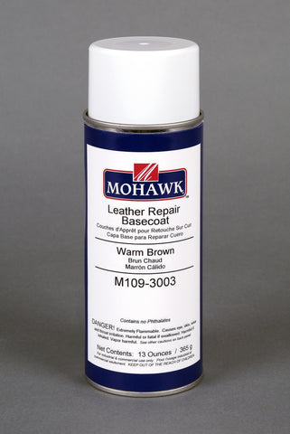 Leather Repair Aerosol Basecoats