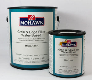 Mohawk Grain & Edge Filler Water-Based  - 1 gallon