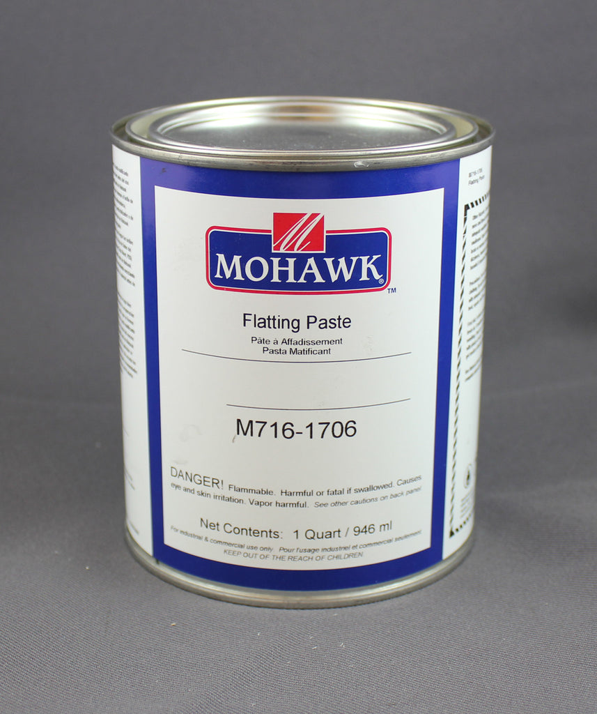 Mohawk Flatting Paste – Qt