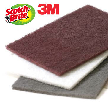 Scotch-Brite Abrasive Pads