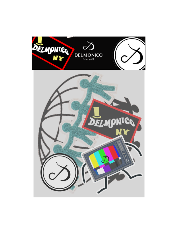 Delmonico Sticker Pack