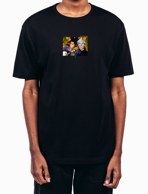 The Warhol x Basquiat Tee