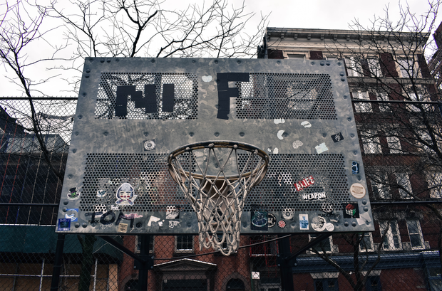 The No Dunks Print