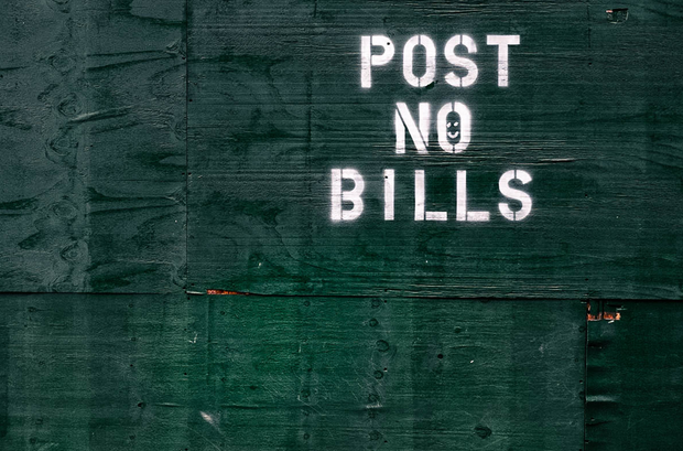 The No Bills Print