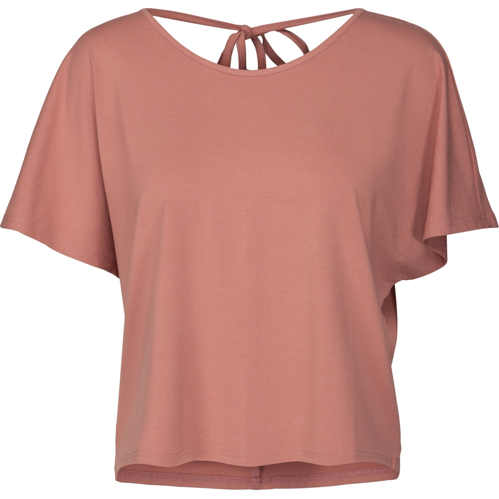 Desires Fiola Top T-Shirt 4400 OLD ROSE