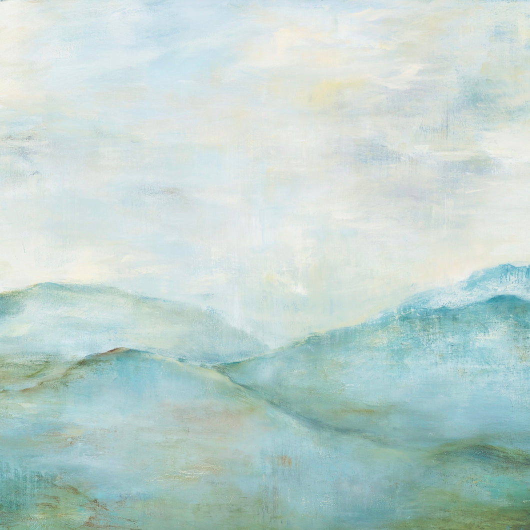 Dreams of the Blue Ridge - 24x36 Giclee on Canvas