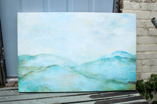 Load image into Gallery viewer, Dreams of the Blue Ridge - 24x36 Giclee on Canvas
