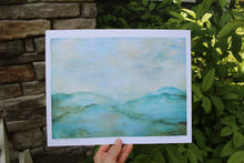 Load image into Gallery viewer, Dreams of the Blue Ridge, 11x14 Print