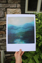 Load image into Gallery viewer, Mountain Majesty, 11x14 Print