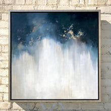 Load image into Gallery viewer, Cloud and Fire - Exodus 13:21, 30x30 Oil Painting on Panel