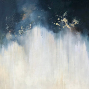 Cloud and Fire - Exodus 13:21, 30x30 Oil Painting on Panel
