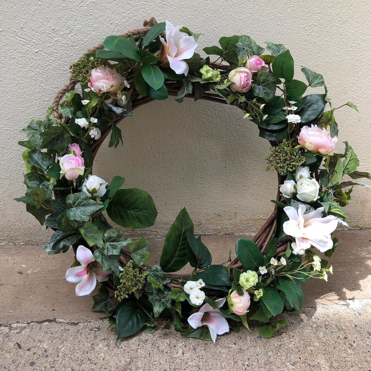Bespoke wreath £60