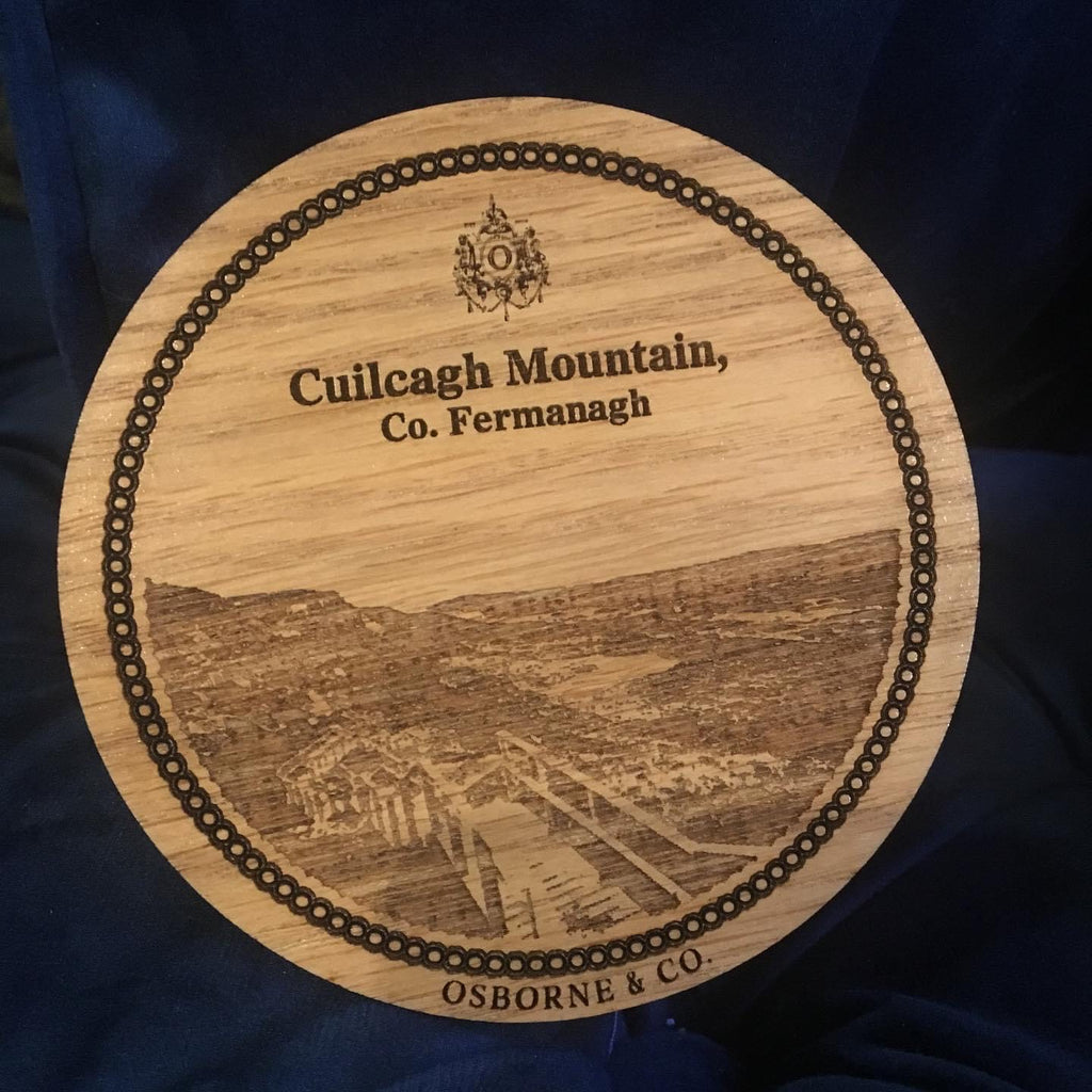 Cuilcagh-Woodfolk Fermanagh Coaster
