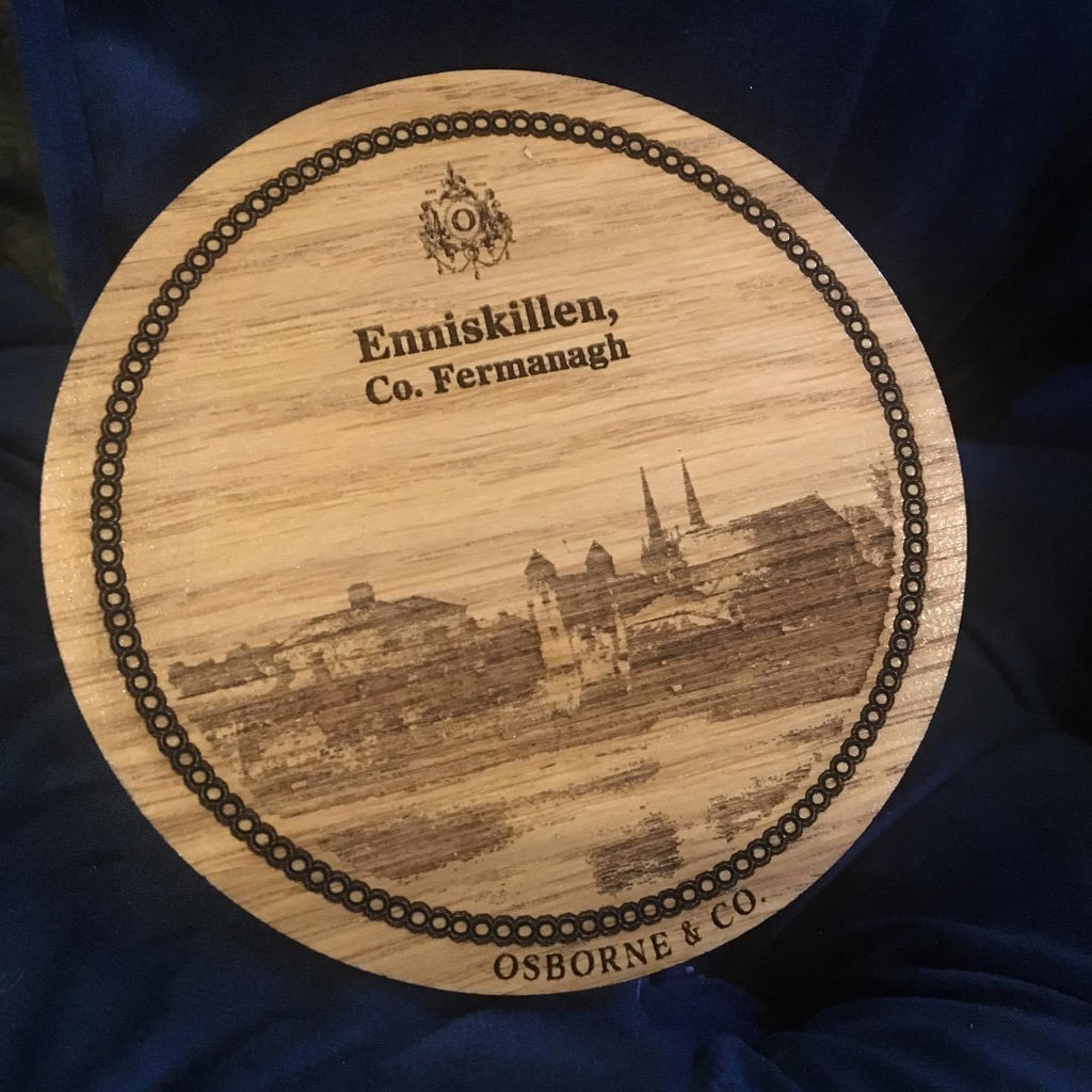 Enniskillen-Woodfolk Fermanagh Coaster