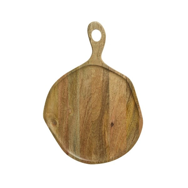 Mango wood serving platter