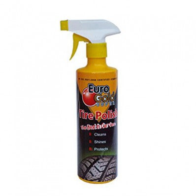 Euro Gold Tire Polish