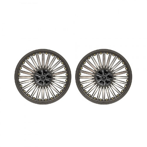 Alloy Wheel 24 Spoke Design Double Disk With Stud For Royal Enfield Classic 350CC & 500CC Modals