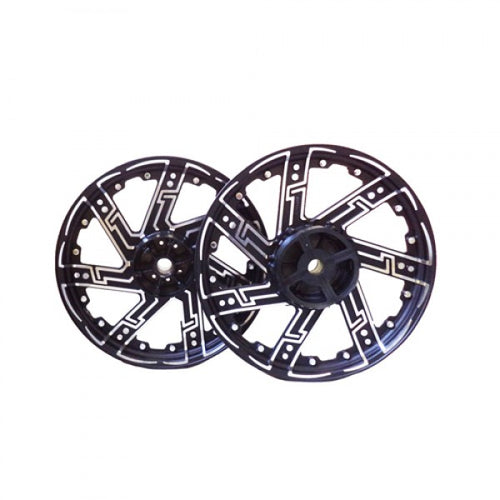 Alloy Wheel 7 Spoke Design Double Disk For Royal Enfield Classic 350CC & 500CC Modals