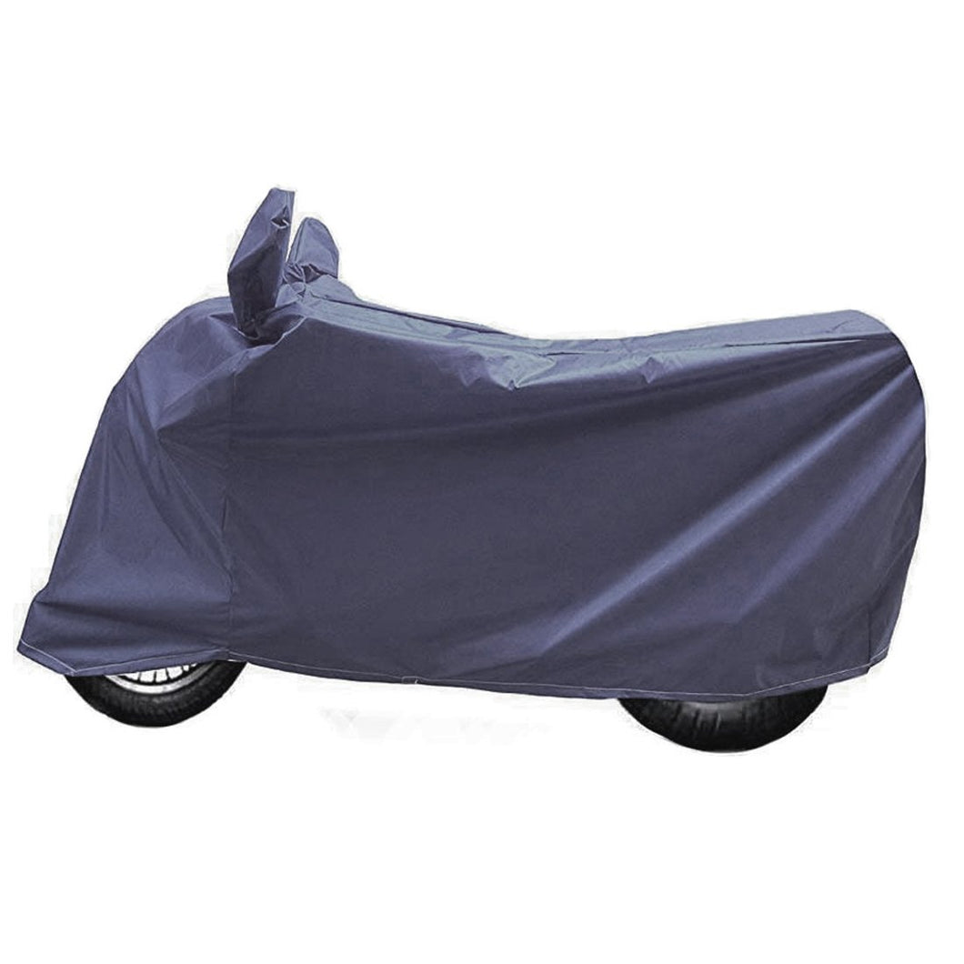 BikeNwear Light Weight Water Proof Body cover for Vespa Scooter Dark Blue