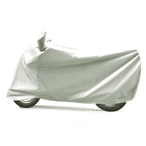 BikeNwear heavy-Duty Water Proof Body Cover-White