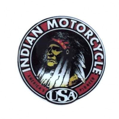 Indian Motorcycle Sticker