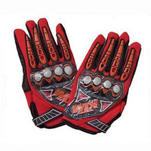Load image into Gallery viewer, KTM Biking Gloves (Red)