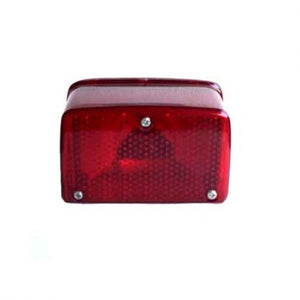 Square Shape Tail Light For Royal Enfield Motorcycle