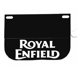 Rear Number Plate Logo LED Light For Royal Enfield Motorcycle