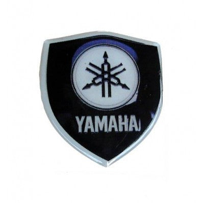 Yamaha Black Sticker