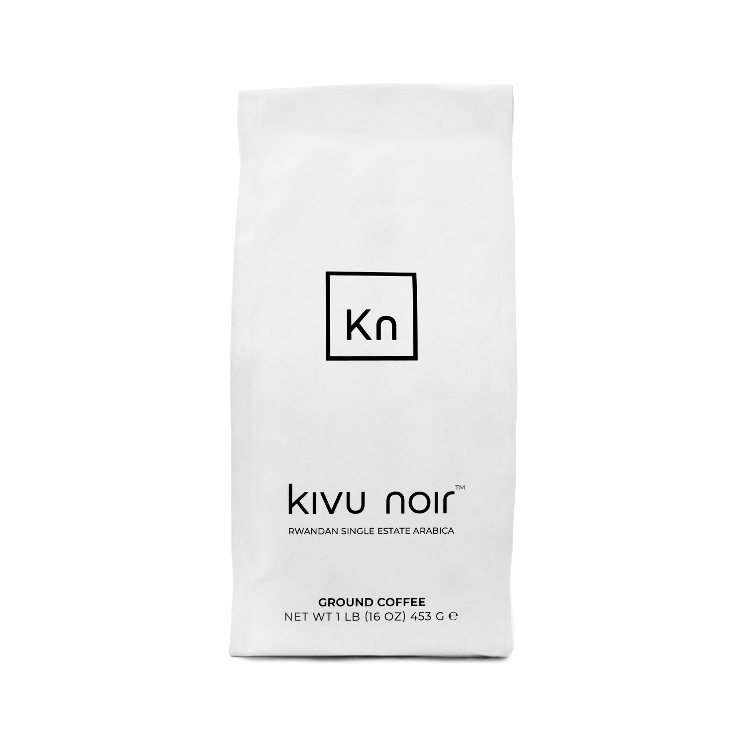KIVU NOIR SINGLE ESTATE RED BOURBON ARABICA COFFEE 453 g