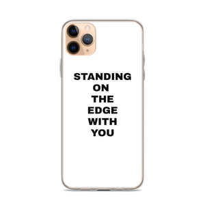 The Edge iPhone Case